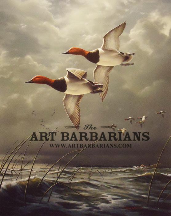 Wildlife art prints plus original paintings with a wide ...   556 x 700 jpeg 69kB