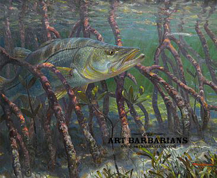 Wildlife art prints plus original paintings with a wide for Minnesota game and fish