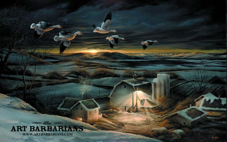 Wildlife art prints pl...