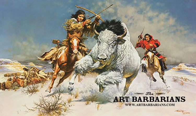 Wildlife art prints plus original paintings with a wide