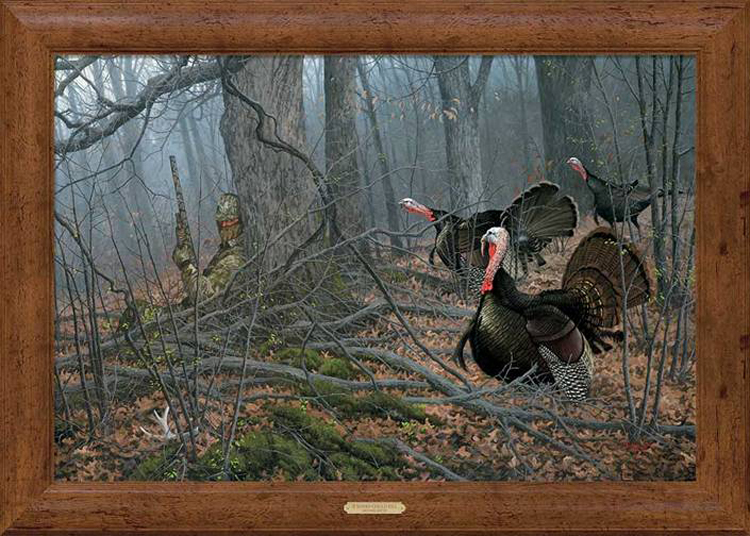 Turkey hunting paintings for Large photographic prints for sale