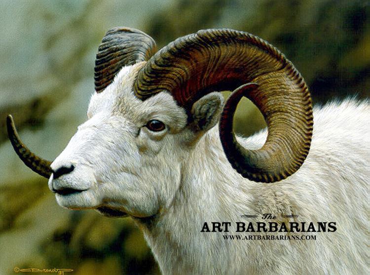 Sheep Paintings Prints - Defendbigbird.com