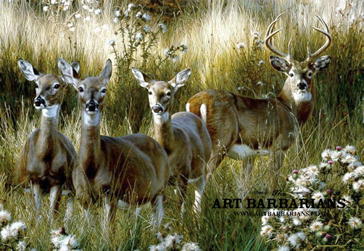 Carl Brenders Paintings - Mafiamedia